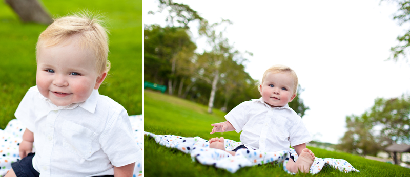 Halifax Baby Portrait photographer
