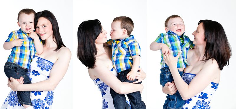 Cute Family Portrait Photographer